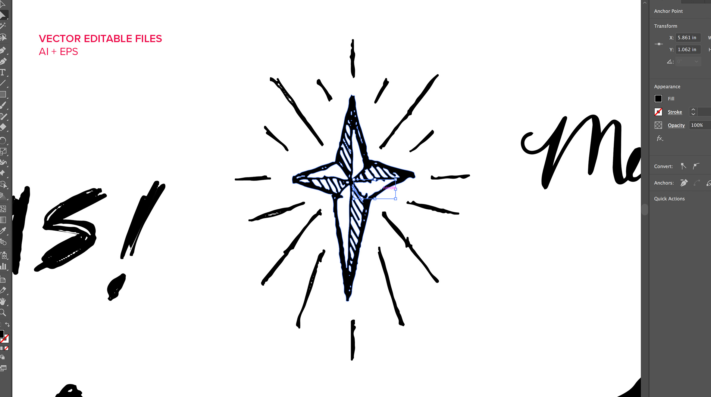 A Christmas Story Logo Vector.Christmas Story Nusupply Co